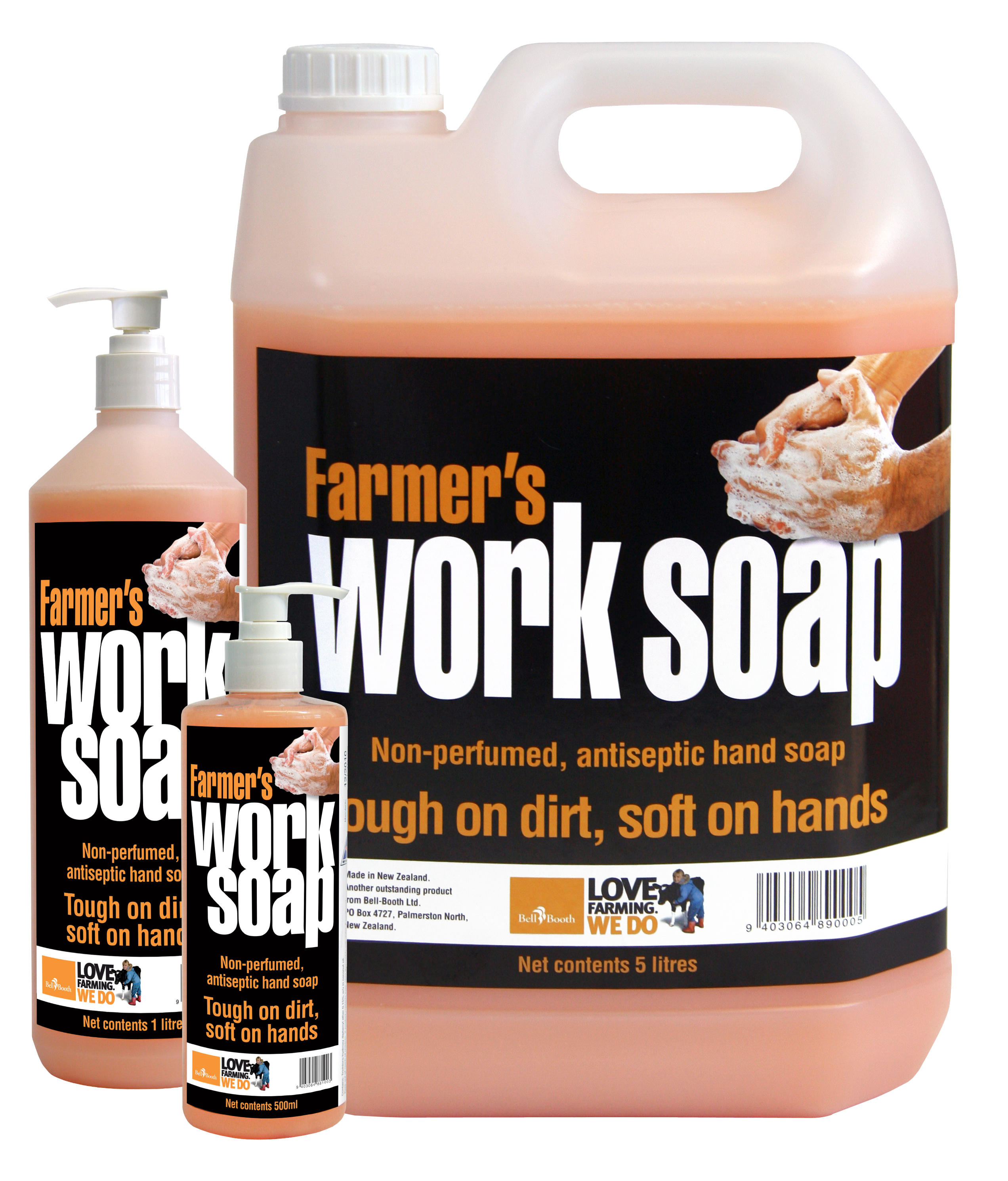 Farmer's Work Soap
